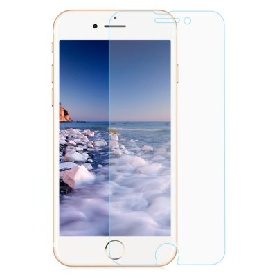 Frosted Anti-fingerprint 3D Tempered Glass Film Screen Protector for iPhone 7