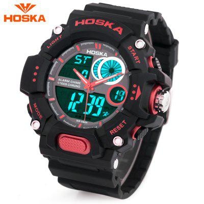 HOSKA HD031B Children Dual Movt Watch