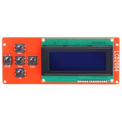 Anet LCD2004 LCD Bildschirm Blue Screen Controller