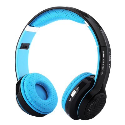 JKR 208B Bluetooth 3.5MM Plug Headset On Ear Headphones
