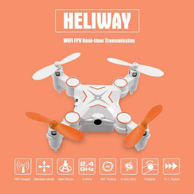 HELIWAY 901S Remote Control Mini Quadcopter
