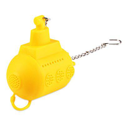 Creative Submarine Silicone Tea Infuser