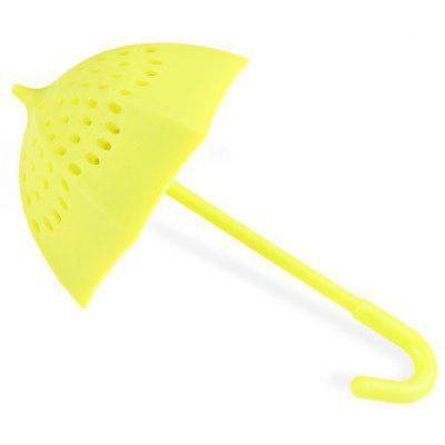 Umbrella Shape Silicone Tea Infuser Filter