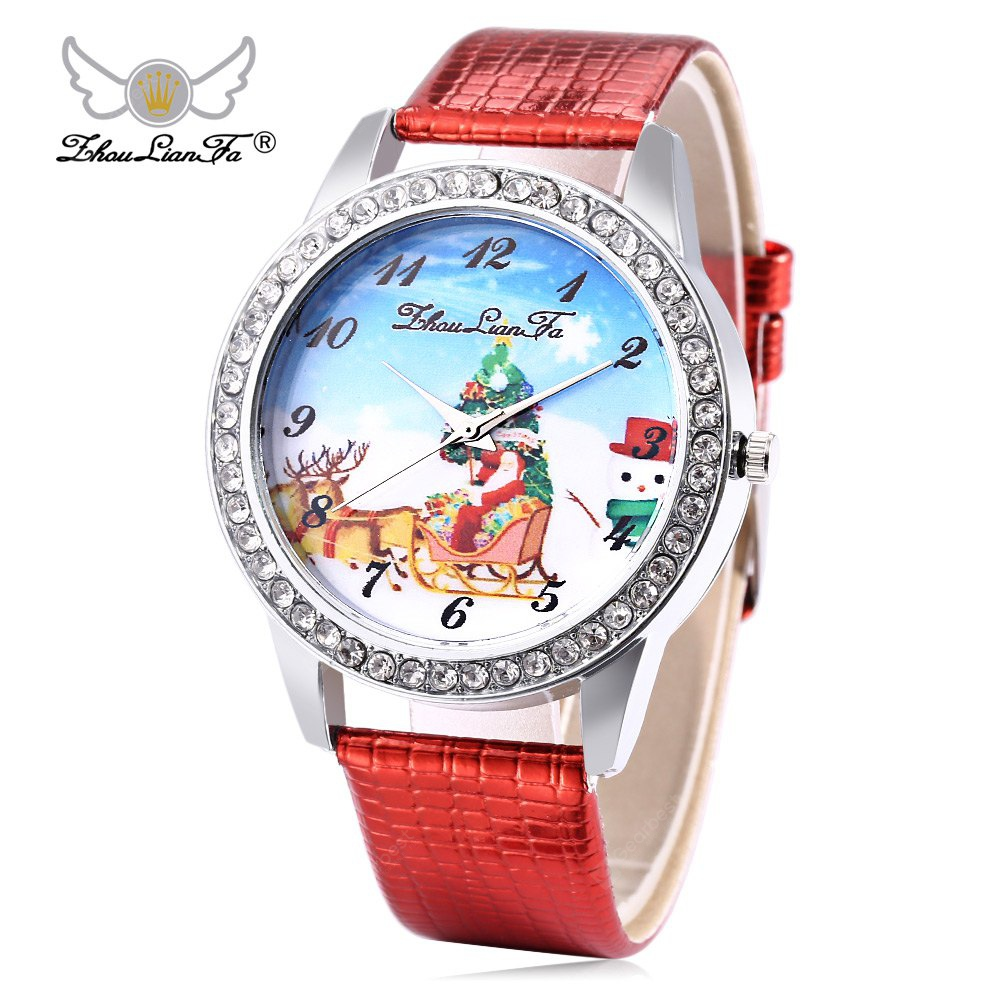 ZhouLianFa Women Quartz Watch