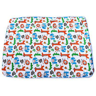 Lovely Cartoon Printed Kids Blanket