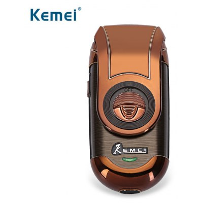 Kemei KM - Q788 Electric Rechargeable Reciprocating Shaver