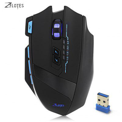 ZELOTES F - 15 Optical Backlit Gaming Mouse