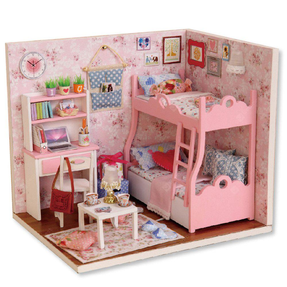 CUTEROOM H   012   A Wooden Doll House   Blossom Age
