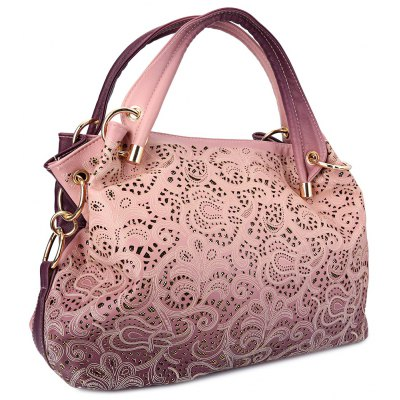 Guapabien Print Accessories Decoration Women Hand Bag