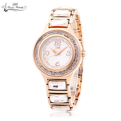 PRINCESS BUTTERFLY HL591 Women Quartz Watch