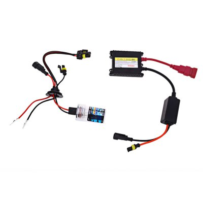 12V 55W 6000K Automobile Headlight Slim DC230 Ballast Kit