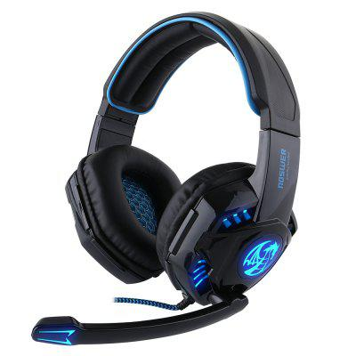 Noswer I8 Stereo Gaming Headset Headphones
