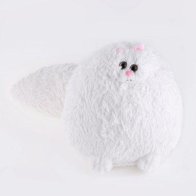 Stuffed Cute Simulation Persian Cat Plush Doll Toy