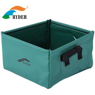 RYDER C3002 Folding Washbasin Washbowl Water Pot