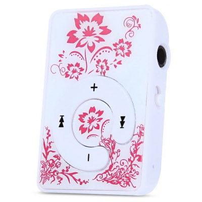 MP3 Support 16G TF Card Music Player