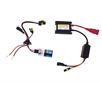 12V 55W 10000K Automobile Headlight Slim DC230 Ballast Kit