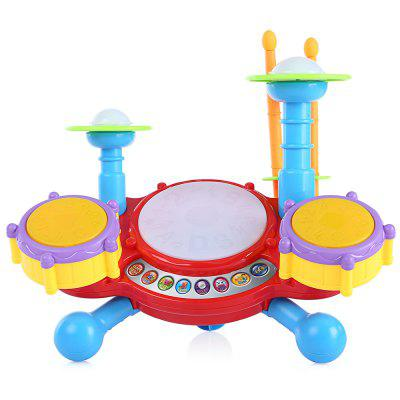 HangLei Kids Preschool Simulation Musical Jazz Drum
