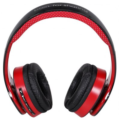 JKR - 212B Bluetooth FM Headset Radio Headphones