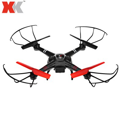 XK X260B 5.8G 4CH 6-Axis Gyro 0.3MP Camera WiFi FPV RTF RC Quadcopter