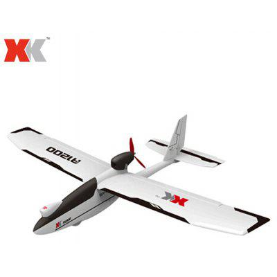XK A1200 2.4GHz 4CH 3D / 6G System Fixed-wing Airplane
