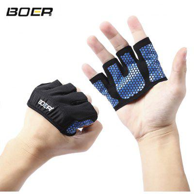 BOER Paired Yoga Übung Palm Handschuhe