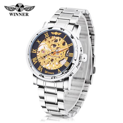 Winner F120604 Men Mechanical Watch