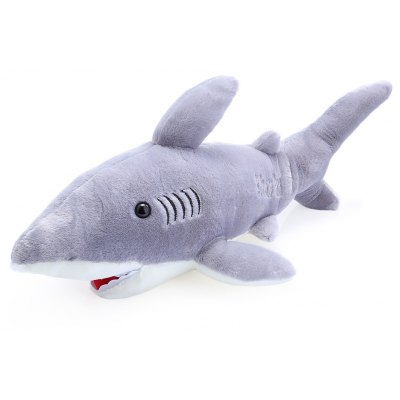 Stuffed Cute Simulation Shark Plush Doll Toy
