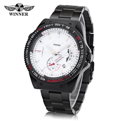 Winner F120594 Men Auto Mechanical Watch