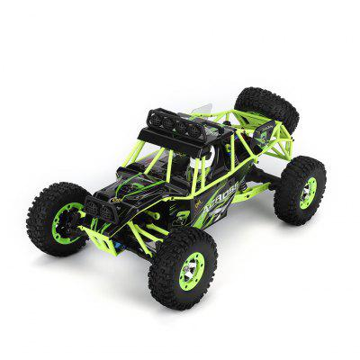 WLtoys 12428 1:12 Scale 2.4G 4 Wheel Drive Remote Control Off-road Car