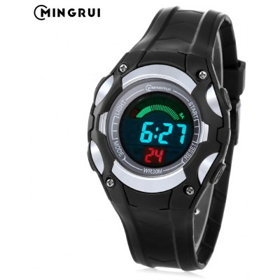 MINGRUI 8528019 Kids LED Digital Watch
