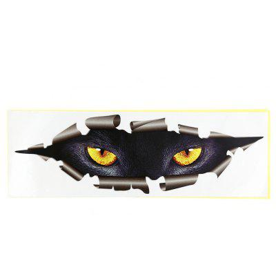 Peeping Cat Car Sticker Cover Decal Decoration