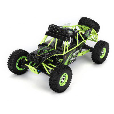 WLtoys 12428 1:12 Scale 2.4G 4WD RC Off-road Car -  US PLUG  GREEN