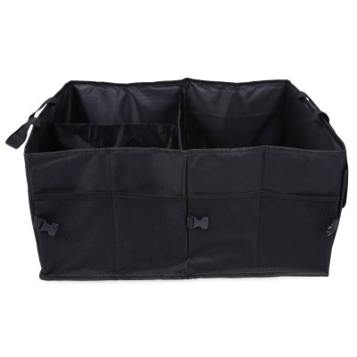 Foldable Multifunctional Vehicle Trunk Storage Bag