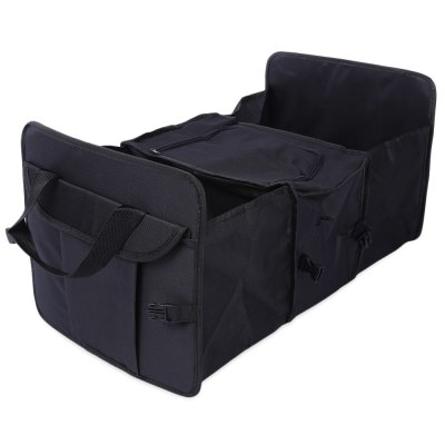 Multifunctional Folding Vehicle Trunk Storage Bag