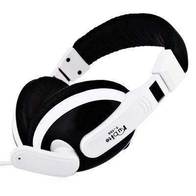 Kubite T155 HiFi Audio PC Gaming Headset Headphones for Computer