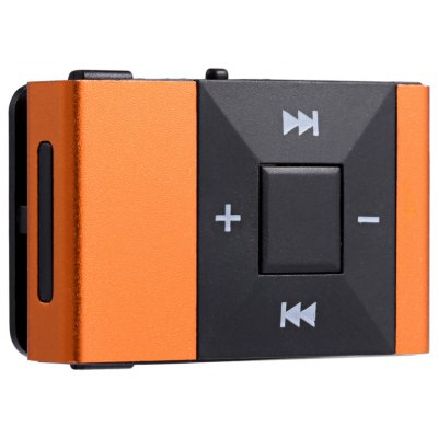 Mini Clip MP3 Musik Player
