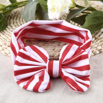 Bowknot Striped Print Baby Child Headwear HeadbandGirls Clothing accessories<br>Bowknot Striped Print Baby Child Headwear Headband<br><br>Gender: Girl<br>Item Type: Headband<br>Material: Cloth<br>Packabe Contents: 1 x Headband<br>Package size (L x W x H): 7.00 x 5.50 x 5.00 cm / 2.76 x 2.17 x 1.97 inches<br>Package weight: 0.039 kg<br>Pattern: Striped<br>Product Size  ( L x W x H ): 18.50 x 11.00 x 3.00 cm / 7.28 x 4.33 x 1.18 inches<br>Product weight: 0.018 kg<br>Season: Summer, Winter, Spring, Autumn<br>Style: Sweet