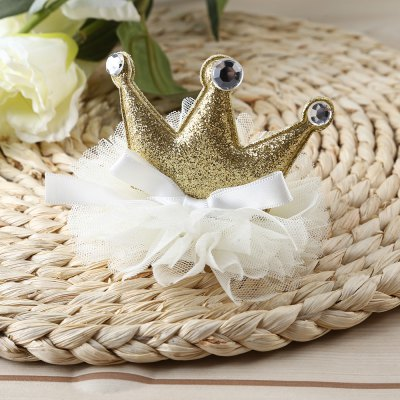 Crown Bowknot Lace Flower Pearl Rhinestone HairpinGirls Clothing accessories<br>Crown Bowknot Lace Flower Pearl Rhinestone Hairpin<br><br>Gender: Girl<br>Item Type: Hairpins<br>Material: Yarn<br>Packabe Contents: 1 x Headwear Hairpin<br>Package size (L x W x H): 8.60 x 8.60 x 7.50 cm / 3.39 x 3.39 x 2.95 inches<br>Package weight: 0.042 kg<br>Pattern: Bowknot<br>Product Size  ( L x W x H ): 8.50 x 8.50 x 6.70 cm / 3.35 x 3.35 x 2.64 inches<br>Product weight: 0.011 kg<br>Season: Summer, Winter, Spring, Autumn<br>Style: Sweet
