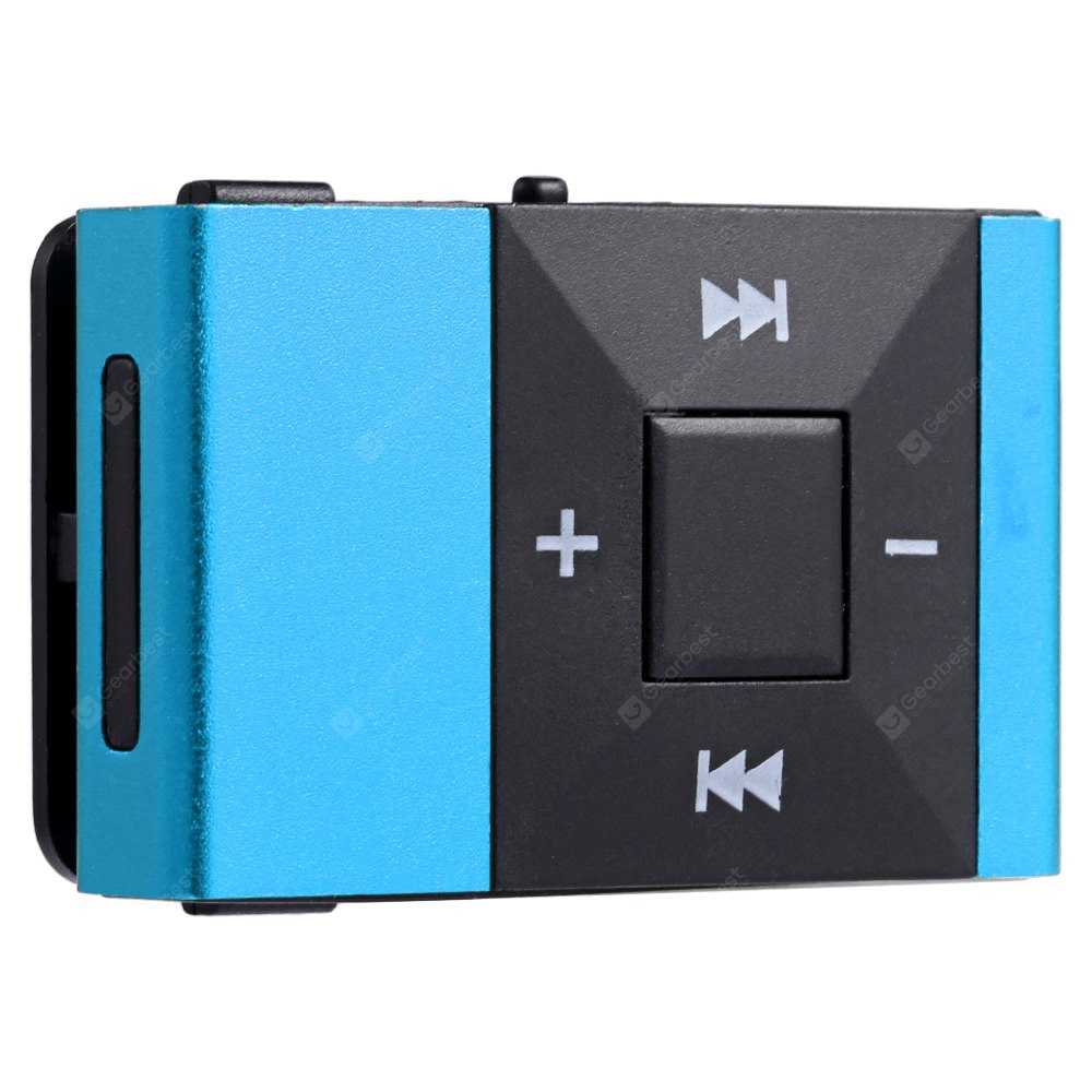 Mini Clip MP3 Music Audio Player