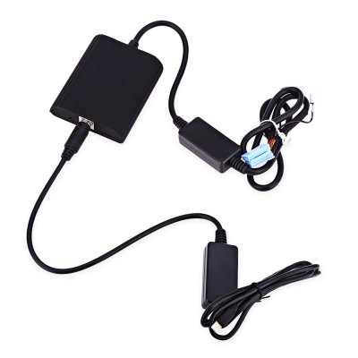 WT - IP5 8 Pin Vehicle Charger Adapter for Renault