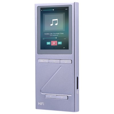 ONN X5 HiFi Lossless Audio MP3 Player with Digital Display