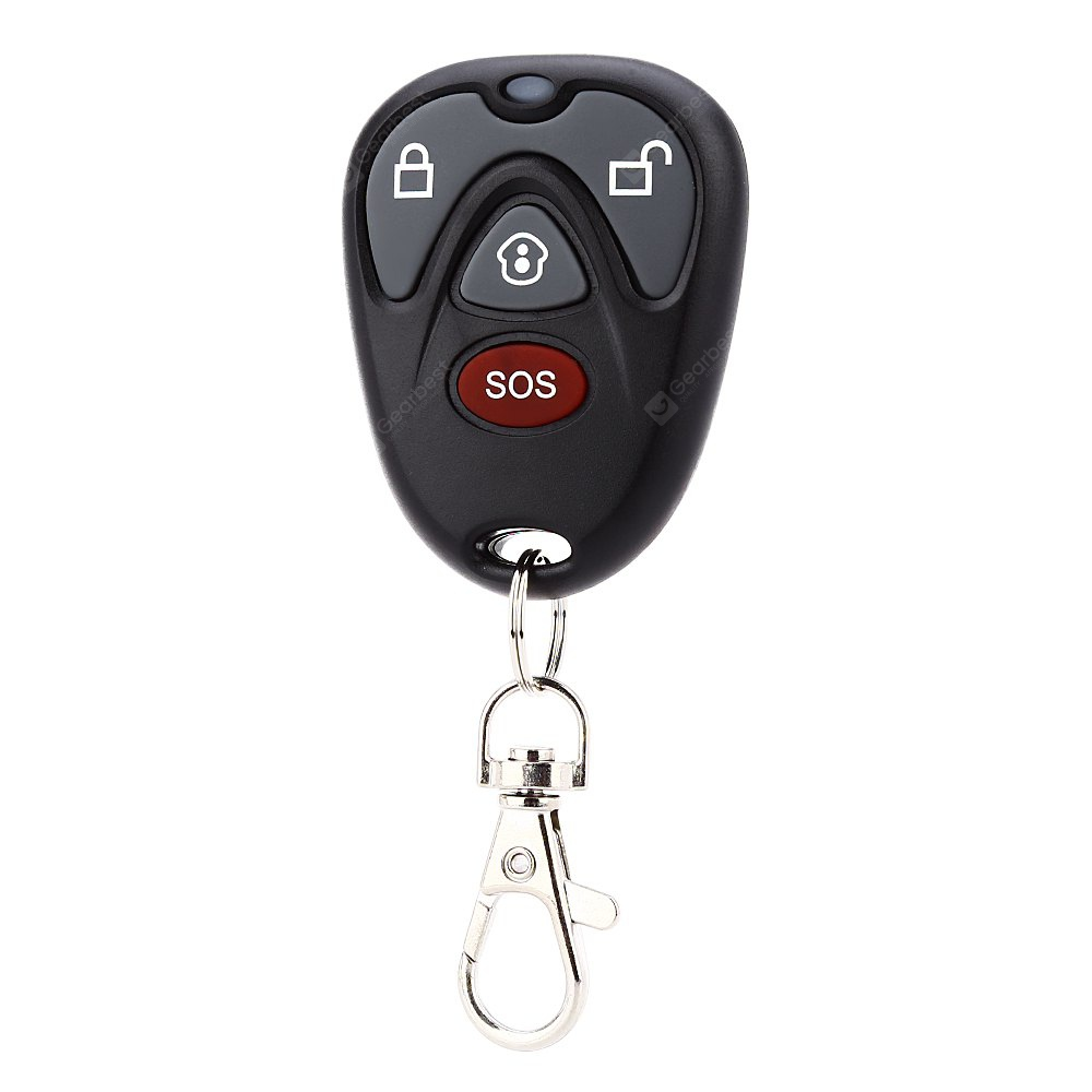 Wireless Remote Controller for Golden Security GS - RMC07