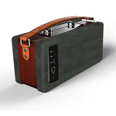 Pinshow Solider X10 Wireless Bluetooth 4.0 WiFi Speaker