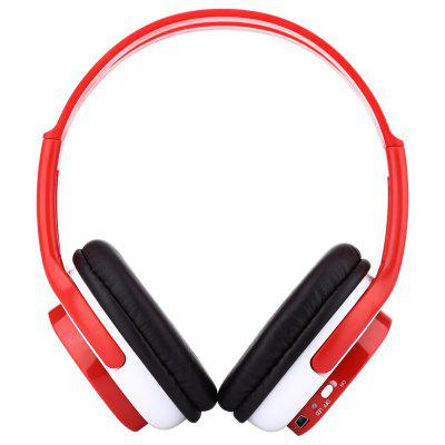 Kubite K2000 PC Gaming Headset FM Radio Headphones