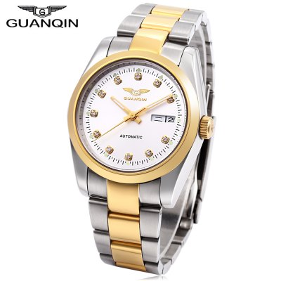 GUANQIN GQ70005 Men Auto Mechanical Watch