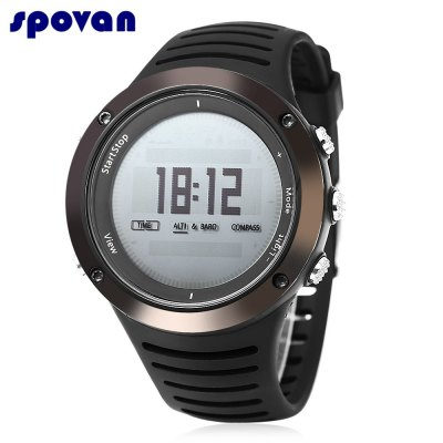 SPOVAN SPV807 Outdoor Digital Sports Watch