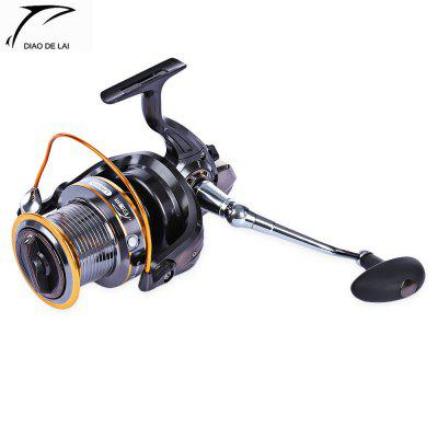 DIAO DE LAI Lj9000 Spool Spinning Fishing Reel 12 + 1