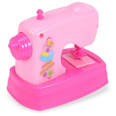 Baby Kids Mini Simulation Appliance Sewing Machine