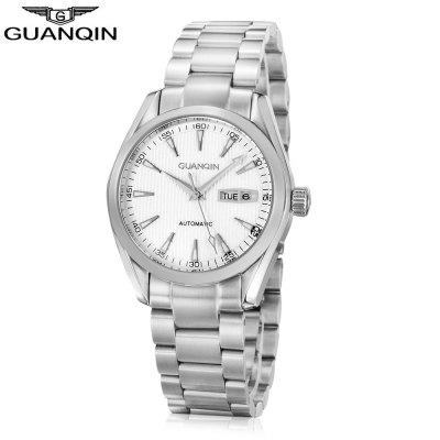 GUANQIN GQ30068 Men Auto Mechanical Watch