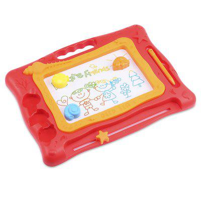 Kids Magic Draw Sketch Tablet Board Toy Christmas PresentOther Educational Toys<br>Kids Magic Draw Sketch Tablet Board Toy Christmas Present<br><br>Age Range: &gt; 1 year old<br>Material: Plastic<br>Package Contents: 1 x Drawing Board Set<br>Package Size(L x W x H): 31.00 x 24.50 x 4.00 cm / 12.2 x 9.65 x 1.57 inches<br>Package weight: 0.377 kg<br>Product weight: 0.254 kg<br>Type: Drawing Board